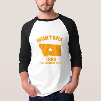 T-shirt État du Montana
