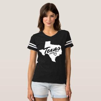 T-shirt État Jersey juste du Texas