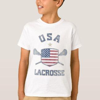 T-shirt Etats-Unis-Cru