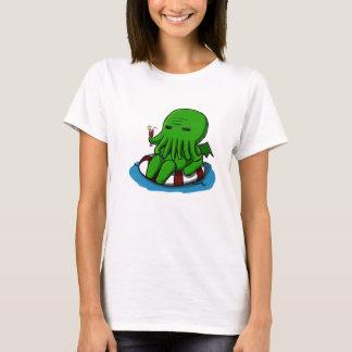T-shirt Été de Cthulhu