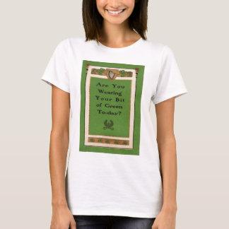 T-shirt Êtes vous portant votre Jour de la Saint Patrick
