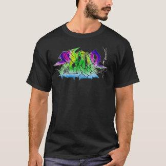 T-shirt étiquette de crep