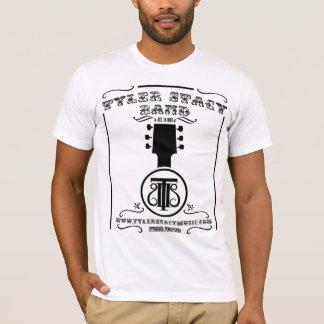 T-shirt Étiquette de guitare de Tyler Stacy
