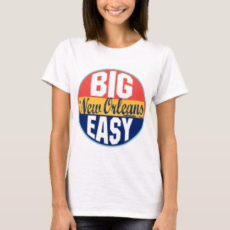 T-shirt Étiquette vintage de la Nouvelle-Orléans