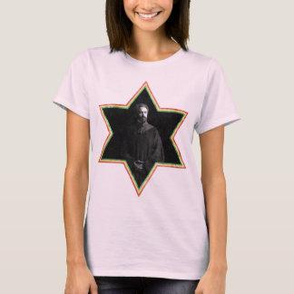 T-shirt Étoile de David de Haile Selassie
