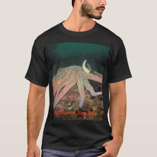 T-shirt Étoile de mer de tournesol - chemise