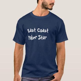 T-shirt Étoile de tisonnier de Côte Est