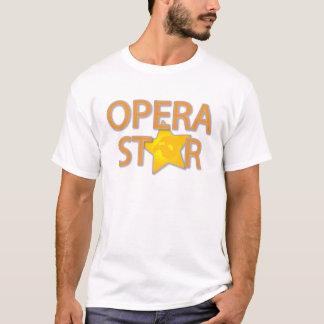 T-shirt Étoile d'opéra