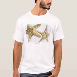T-shirt Étoiles de mer de sucre sur une étoile de mer