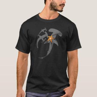 T-shirt Étoiles de mer Ninja - conception TeamShirt de