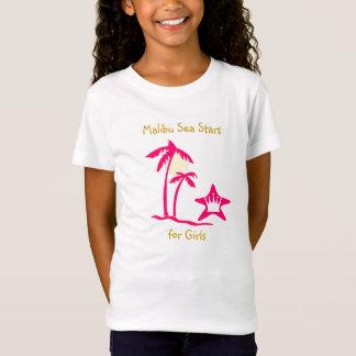 T-Shirt Étoiles de mer pour des filles !