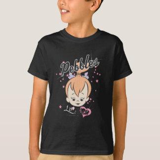 T-shirt Étoiles et coeurs de PEBBLES™