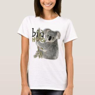 T-shirt Étreinte mignonne de koala