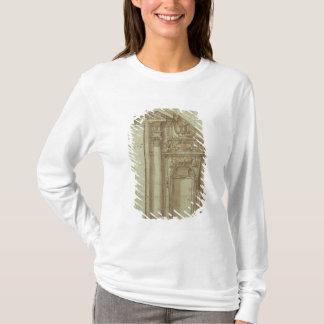 T-shirt Étude architecturale