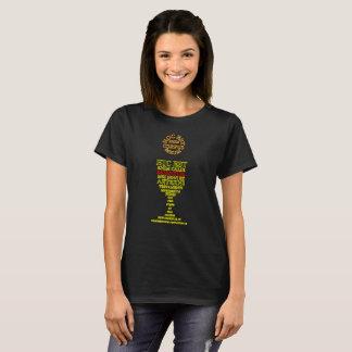 T-shirt Eucharistie latine