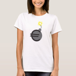 T-shirt Euro bombe