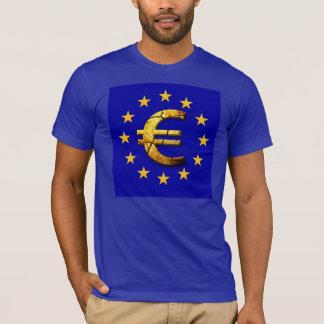 T-shirt Euro drapeau