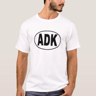 T-shirt Euro ovale d'ADK