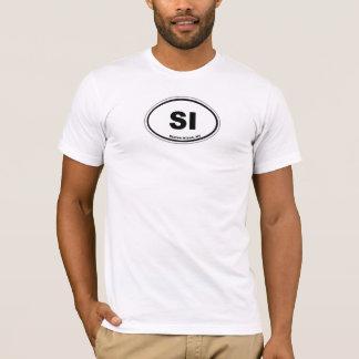 T-shirt Euro ovale - Staten Island