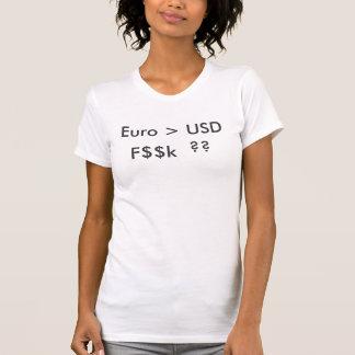 T-shirt Euro T