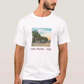 T-shirt Eustis, la Floride - 1925
