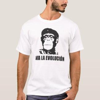 T-shirt Evolucion de La de vivats !