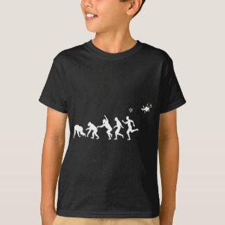 T-shirt Évolution Droned