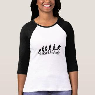 T-shirt Évolution - fonctionnement femelle