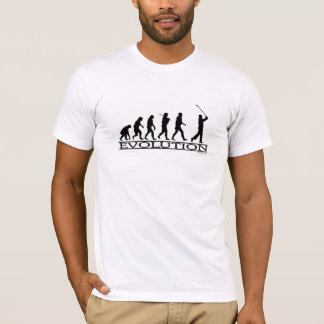 T-shirt Évolution - golf - homme