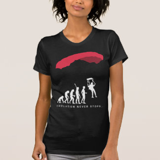 T-shirt évolution parachute