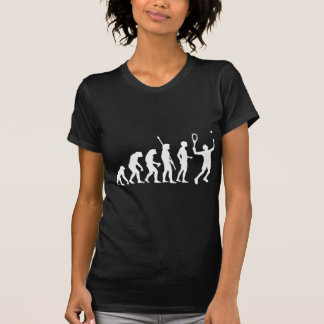 T-shirt évolution tennis