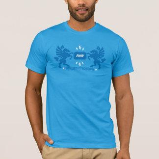 T-shirt Excellence en technologie - bleu