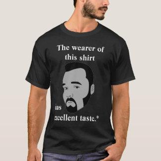T-shirt Excellent goût