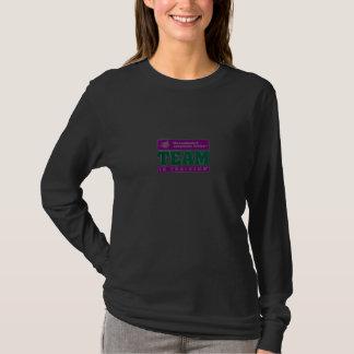 T-shirt Expérience d'un marathon