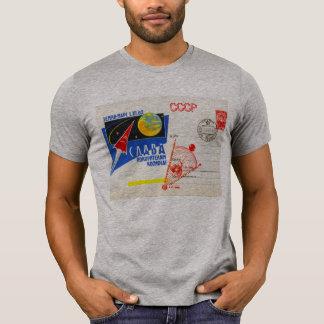 T-shirt EXPLORATION d'ESPACE CLASSIQUE des années 1960