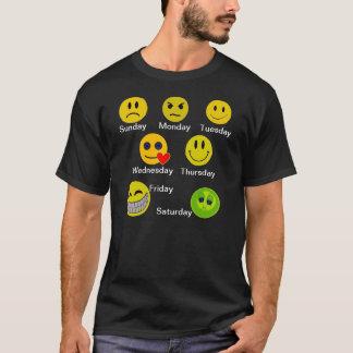 T-shirt Expressions de la semaine