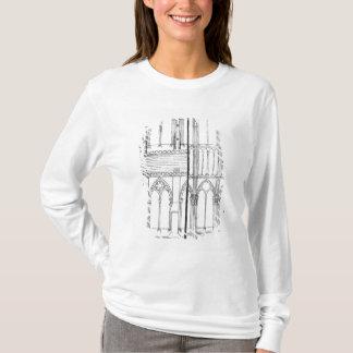 T-shirt Extérieur et intérieur