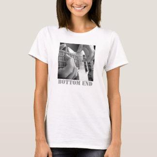 T-shirt Extrémité inférieure