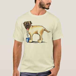 T-shirt Fabricant de l'eau de mastiff
