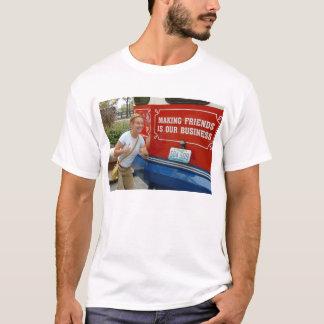 T-shirt Fabrication des amis