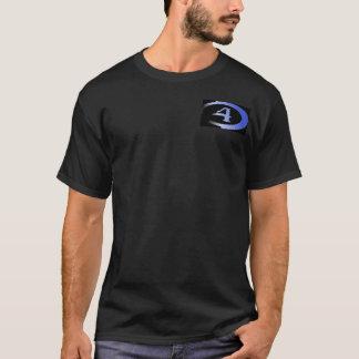 T-shirt Fabrication du décalage 4 évoluée
