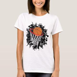 T-shirt Fabrication d'un panier