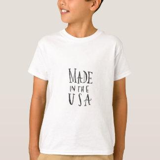 T-shirt Fabriqué aux Etats-Unis