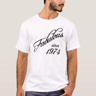 T-shirt Fabulous since en 1974