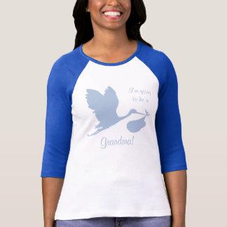 T-shirt Faire-part de grossesse pour la grand-maman