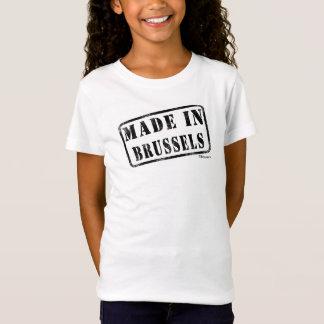 T-Shirt Fait à Bruxelles