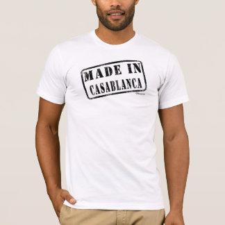 T-shirt Fait à Casablanca