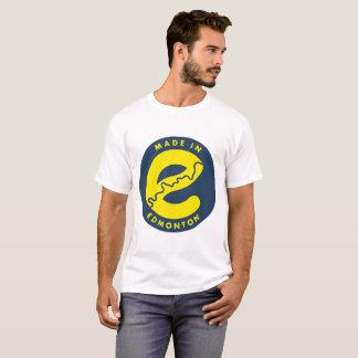 T-shirt Fait à Edmonton