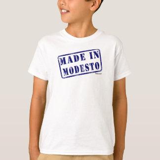 T-shirt Fait à Modesto