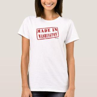 T-shirt Fait à Washington